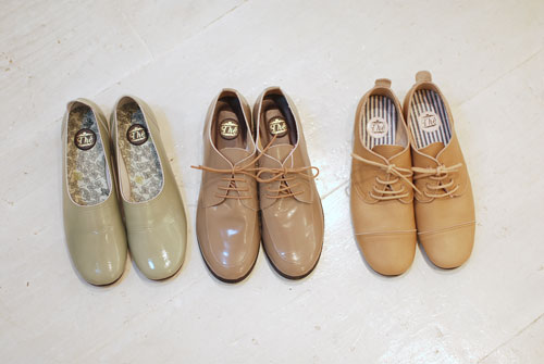 人気の靴たち
